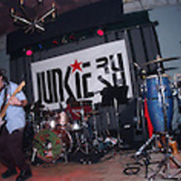 JunkieRush at Will's Pub, 2003