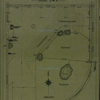 Sanford Municipal Airport, Sanford, Florida: Showing Proposed Drainage