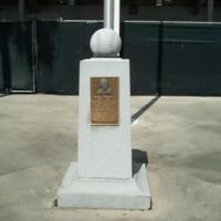 Clark C. Griffith Memorial at Tinker Field