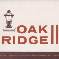 Oak Ridge II By Orlando's Largest New Home Builders