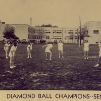 Seminole High School Girls Diamond Ball, 1938