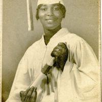 Senior Portrait of Lula Yvonne Black