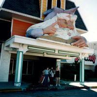 Mystery Fun House, 2001