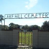 Lake Hill Cemetery, 2001