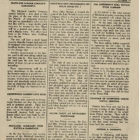 The Maitland News, Vol. 01, No. 17, August 28, 1926