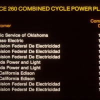 PACE 260 Combined-Cycle Power Plants