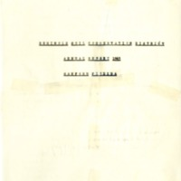 Annual Report of the Board of Supervisors of the Seminole Soil and Water Conservation District, 1963