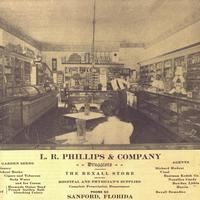 Lucien R. Philips & Company Advertisement