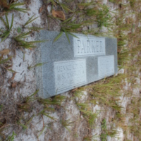 Headstone of Jennie Louise Summerlin Parker at Viking Cemetery