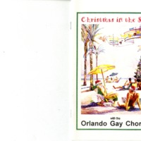 Christmas in the Sun, December 21 & 22, 1996