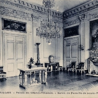 Palace of Grand-Trianon Postcard