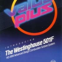 Value Plus: Introducing the Westinghouse 501F 145-MW Advanced Design Combustion Turbine System