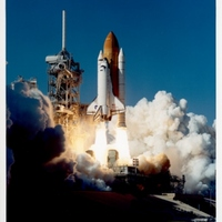 Space Shuttle Discovery Launch for STS-95