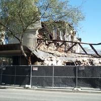 Demolition of Woolworth-McCrory Building, 2003