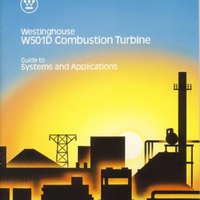 Westinghouse W501D Combustion Turbine: Guide to Systems and Applications