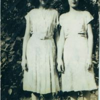 Mary Leonora Aulin and Alice Kathryn Aulin