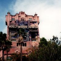 Twilight Zone Tower of Terror at Disney-MGM Studios, 2000