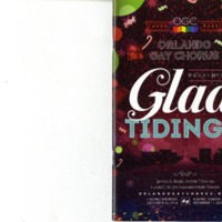 Glad Tidings, December 10 & 11, 2016