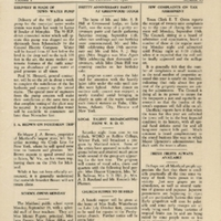 The Maitland News, Vol. 01, No. 20, September 18, 1926