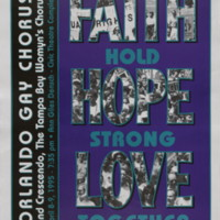 Faith, Hope, Love: Hold Strong Together