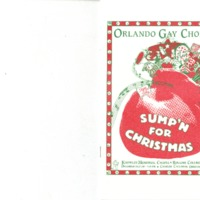 Sump'n for Christmas, December 16, 17, & 18, 1994