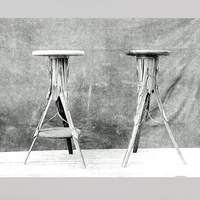 Palm Tables Designed by A. J. Holder