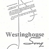 Westinghouse Song Sheet Music
