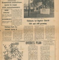 The Oviedo Outlook, Volume 4, Number 40, May 26, 1977