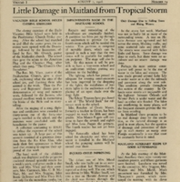The Maitland News, Vol. 01, No. 14, August 7, 1926