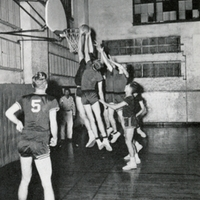 Seminole High School Boys Basketball, 1951