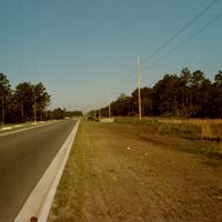 Mitchell Hammock Road Paved