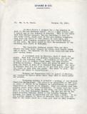 Letter from Randall Chase to Sydney Chase (October 29, 1936)