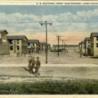 U.S. National Army Cantonment, Camp Devens, Ayer, Mass.