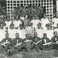 Crooms Academy Graduating Class of 1927