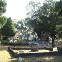 Conway United Methodist Church Cemetery, 2011
