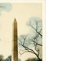 The Obelisk in Central Park Postcard