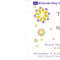 Twas the Night, December 15 &16, 2001