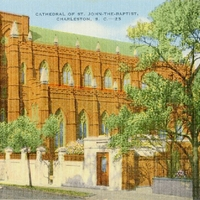 Cathedral of St. John-the-Baptist Postcard