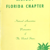 History Florida Chapter: National Association of Postmasters of the United States