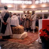 Christmas at St. Stephen's Catholic Church, 1989