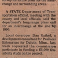 County Reviews SR 46A Plans