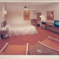 Hotel Room at Travelodge Orlando-Sky Lake