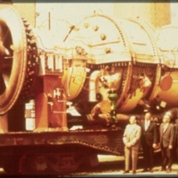 Westinghouse 501AA Gas Turbine