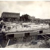 Construction of the Downtown Orlando Post Office, June 1940