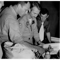 Skylab 3 Crew Training at Marshall Space Flight Center