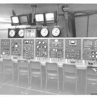Launch Control Room at the Cape Canaveral Air Force Station Launch Complex 14 Blockhouse