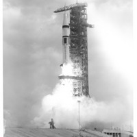 Skylab 2 Launch