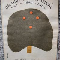 Orange Book Festival Flyer