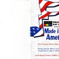Made in America, June 26 & 27, 2004
