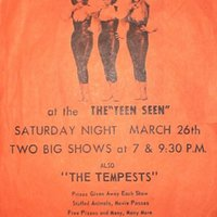 The Shangri-Las and The Tempests at Mason's Hall, March 26, 1966